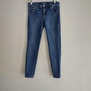 Tractor BLU Skinny Jeans Size 29